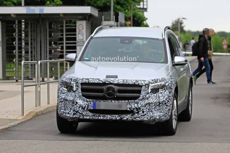 2018 - [Mercedes-Benz] GLB - Page 5 97e61310