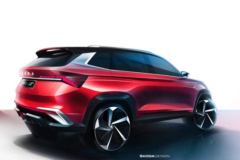 2019 - [Skoda] Vision GT Concept  97f00110