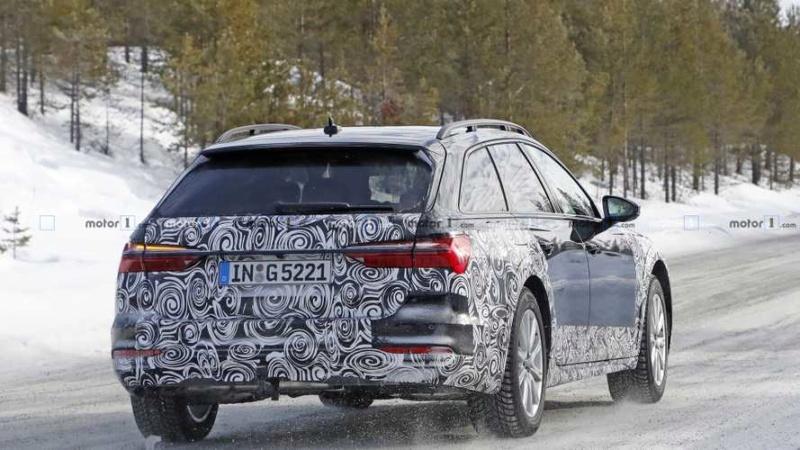 2017 - [Audi] A6 Berline & Avant [C8] - Page 11 97f03910