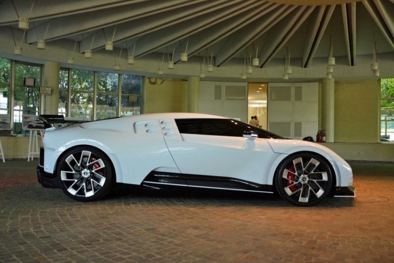 2019 - [Bugatti] Centodieci 98042910
