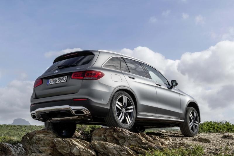 2018 - [Mercedes-Benz] GLC/GLC Coupé restylés - Page 3 9804a710