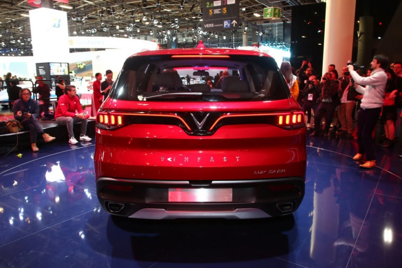 2020 - [VinFast] Sedan - SUV by Pininfarina 9805f910