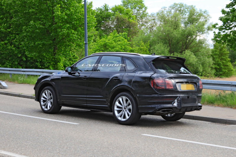 2015 - [Bentley] Bentayga - Page 12 9806f510