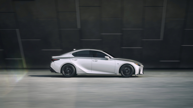 Lexus IS (2020) 50