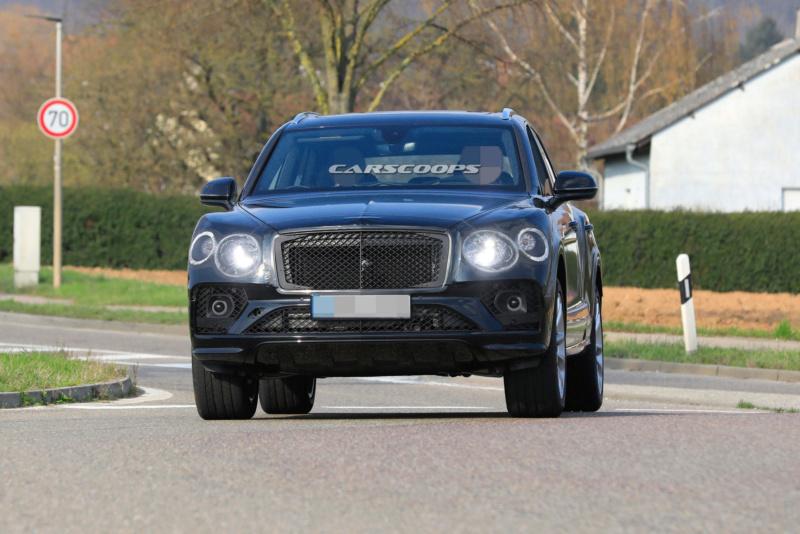 2015 - [Bentley] Bentayga - Page 13 981ff310