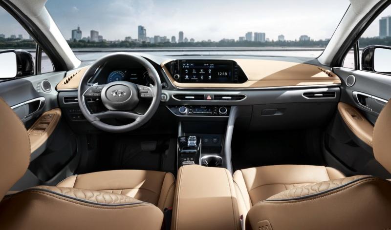 2020 - [Hyundai] Sonata VIII 98258810