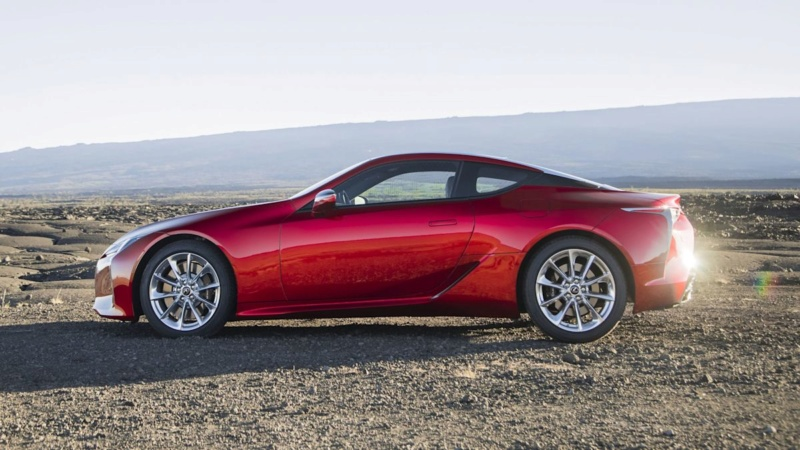 2016 - [Lexus] LC 500 - Page 7 982a7710