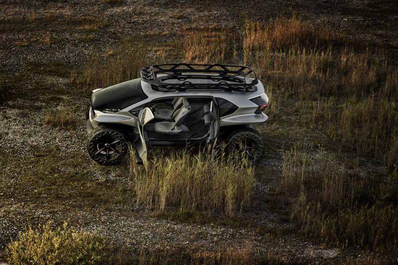 2019 - [Audi] AI:me E-Tron / AI:Trail Quattro - Page 2 982e0910