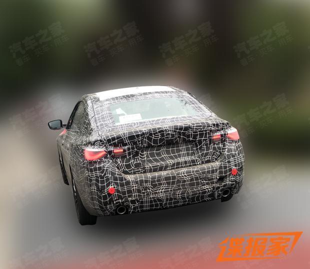 2020 - [BMW] Série 4 Gran Coupé [G26] 98463f10