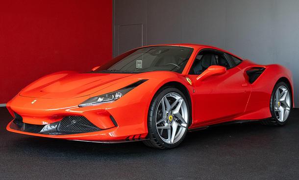 2019 - [Ferrari] F8 Tributo 98621810