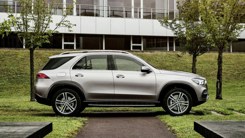 2018 - [Mercedes] GLE II ( ML IV ) - Page 8 986db710
