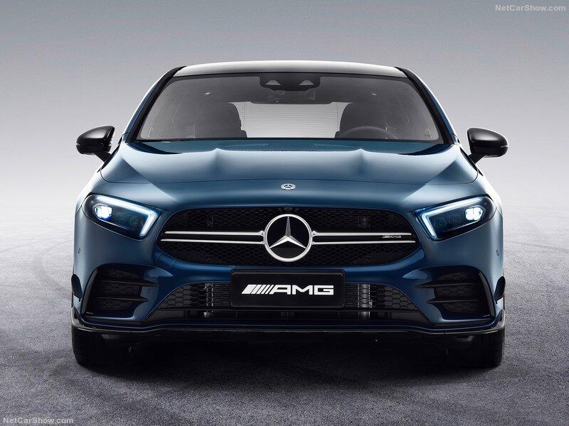 2018 - [Mercedes-Benz] Classe A Sedan - Page 6 987f0510