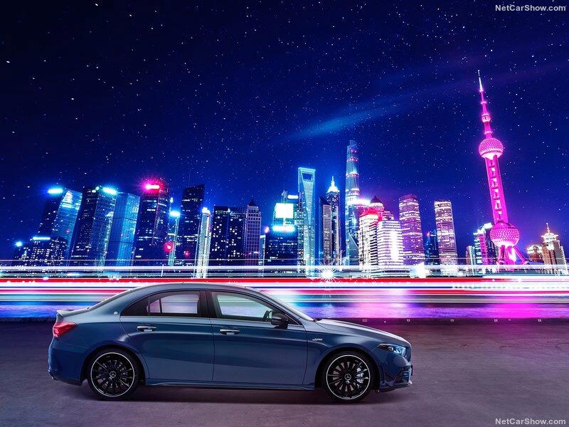 2018 - [Mercedes-Benz] Classe A Sedan - Page 6 989c9010