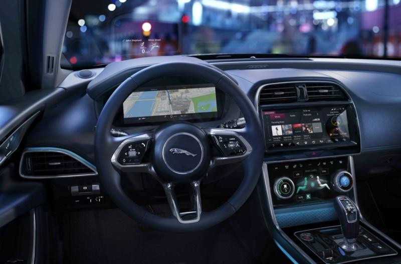 2019 - [Jaguar] XE restylée  98c00310