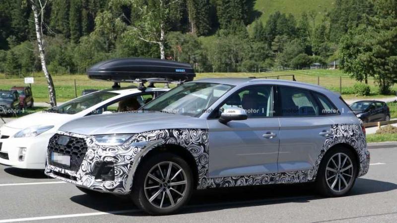 2020 - [Audi] Q5 II restylé 98c2b710