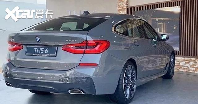 2017 - [BMW] Série 6 GT (G32) - Page 9 98c34910