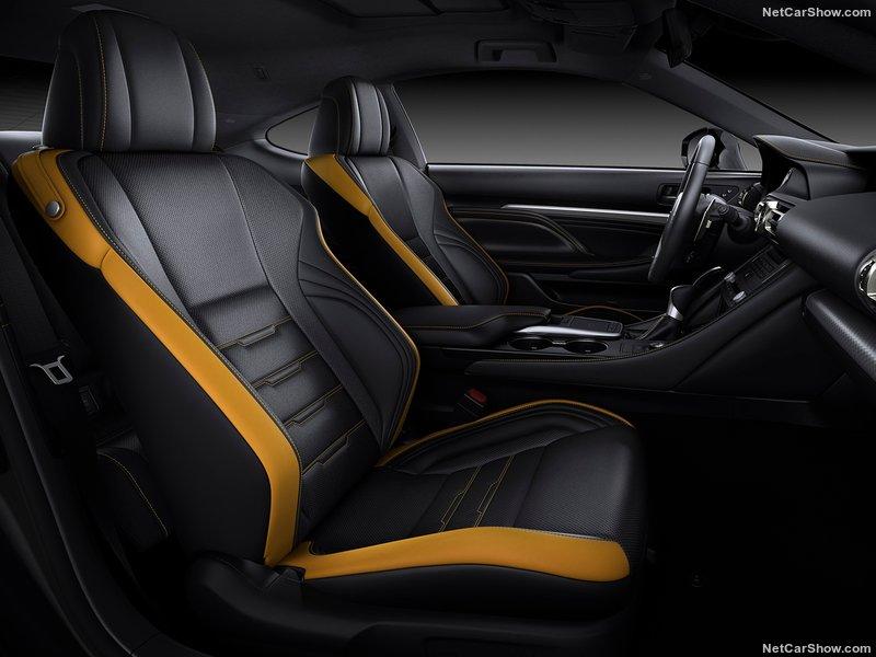 Lexus RC Facelift (2018) 17