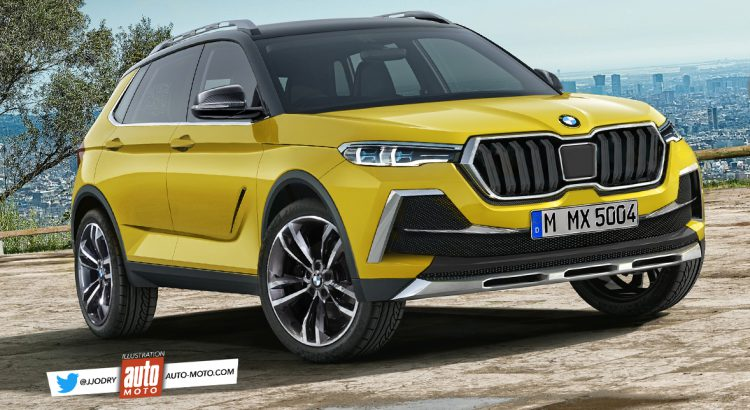 2020 Bmw Urban Cross Xcite Page 2