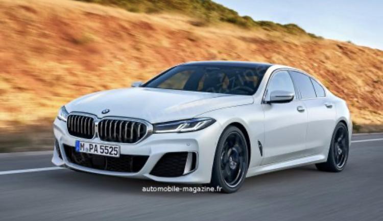 2023 - [BMW] Série 5 / M5 [G60 / G61] 99086810