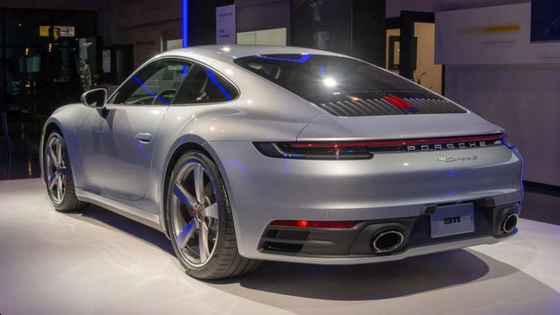 Porsche 911 (992) 2019 22