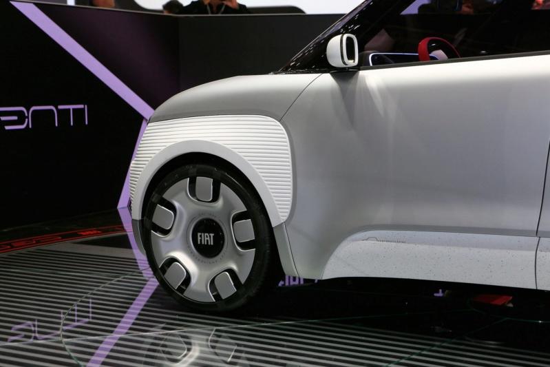 2019 - [Fiat] Panda Concept - Page 2 99387010