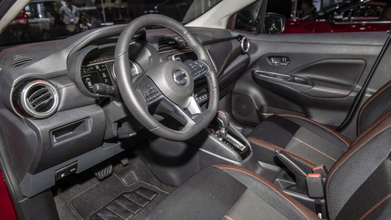 2020 - [Nissan] Versa 995a5910