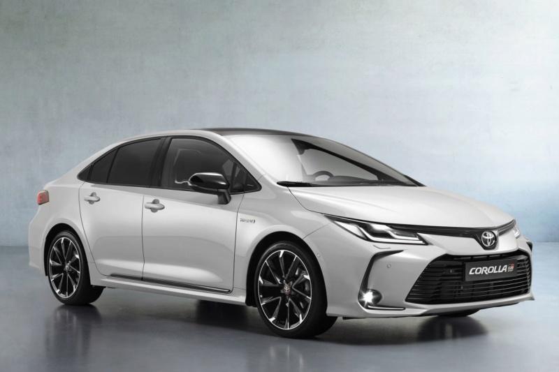 2018 - [Toyota] Corolla Sedan - Page 2 99619c10