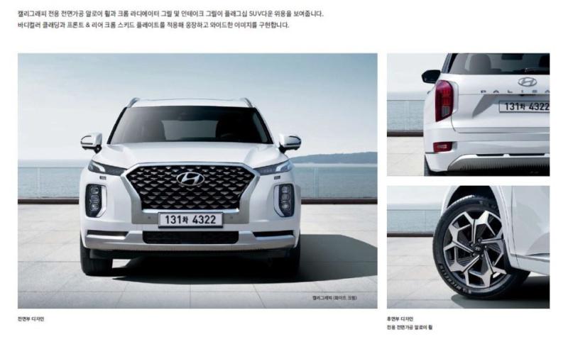 2019 - [Hyundai] Palisade - Page 2 9993fe10