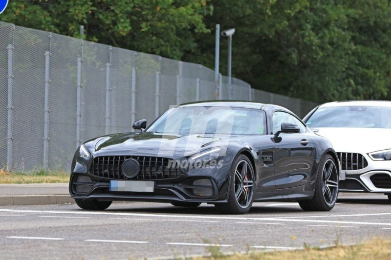 2014 - [Mercedes-AMG] GT [C190] - Page 30 9994bf10