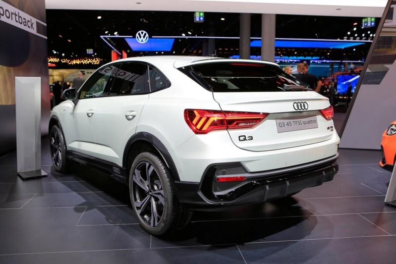 2019 - [Audi] Q3 Sportback - Page 5 99a70910