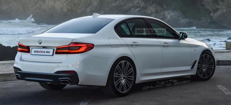 2020 - [BMW] Série 5 restylée [G30] - Page 4 99cf9710