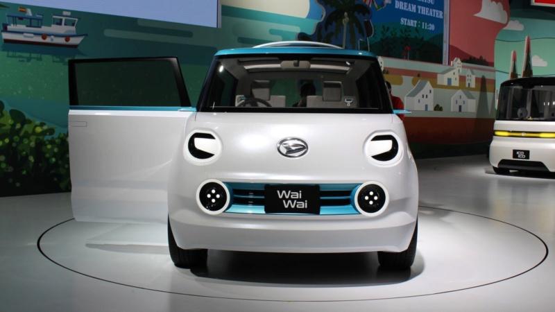 2019 - [Daihatsu] WaiWai Concept 99f1c310