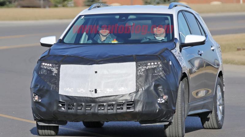 2015 - [Chevrolet] Equinox 99f1d410