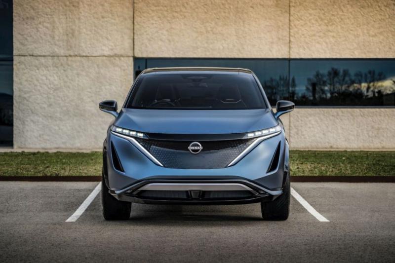 2019 - [Nissan] Ariya Concept - Page 2 9a166510