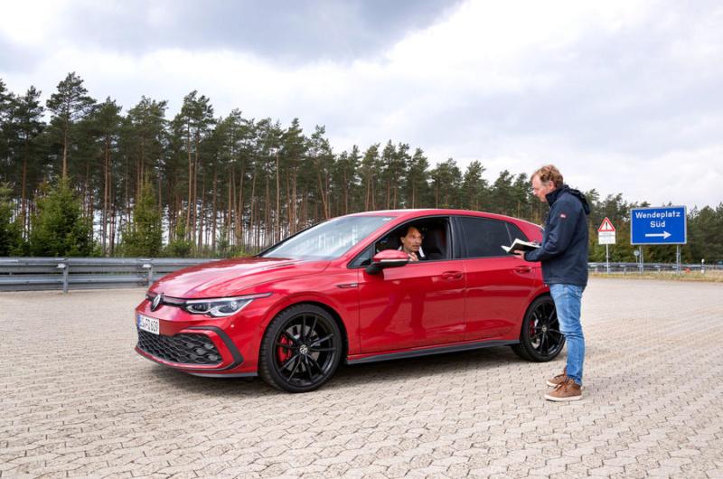 Volkswagen Golf 8 (2019) 39