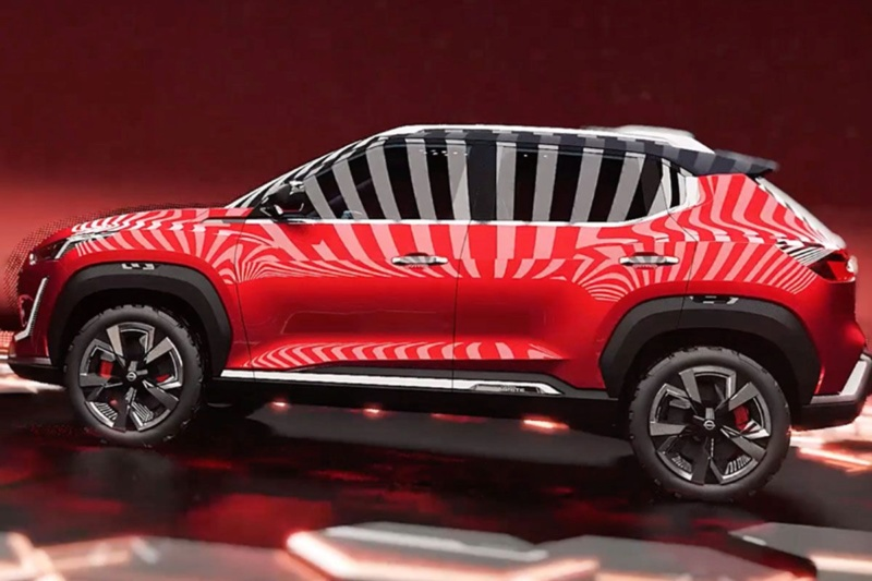 2020 - [Nissan] Magnite Concept 9a46db10