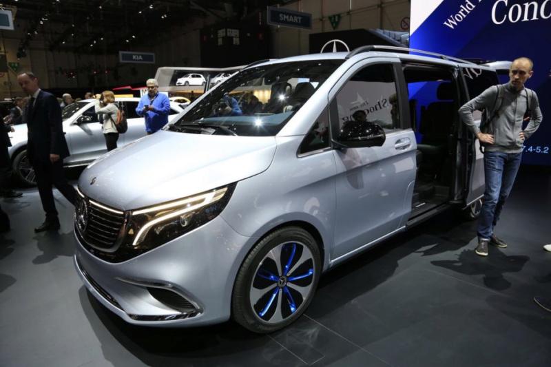 2019 - [Mercedes-Benz] EQV 9a525510