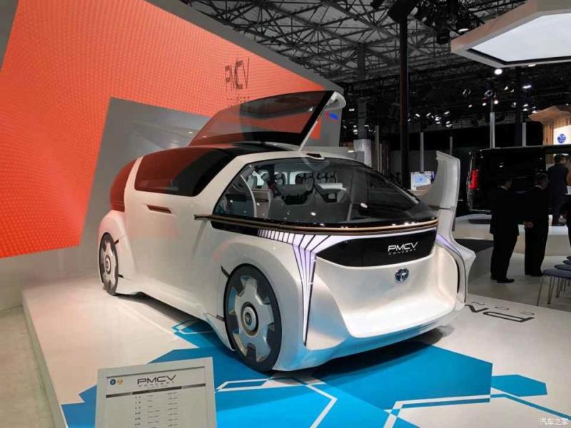 2019 - [Toyota] PMCV Concept 9a555f10
