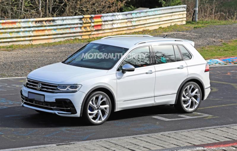 2020 - [Volkswagen] Tiguan II restylé  - Page 2 9a595710