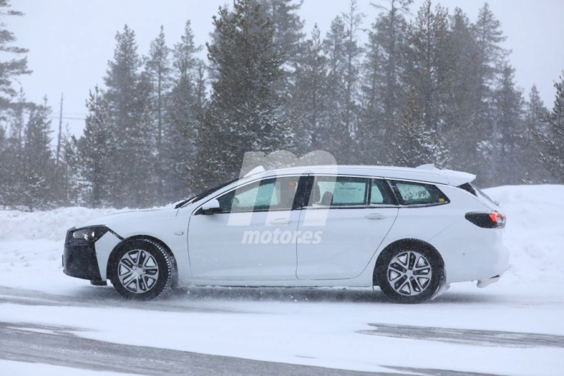 2020 - [Opel] Insignia Grand Sport Restylée  - Page 3 9a691310