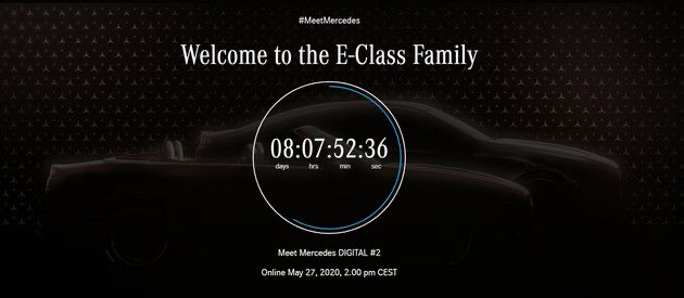 2020 - [Mercedes-Benz] Classe E restylée  - Page 7 9ae84210