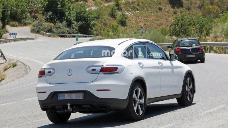 2018 - [Mercedes-Benz] GLC/GLC Coupé restylés 9af0bd10