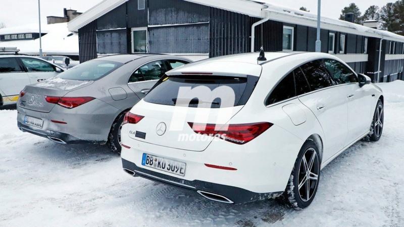 2019 - [Mercedes-Benz] CLA Shooting Brake II 9af2e710