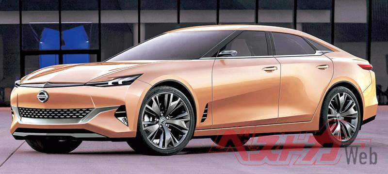 2022 - [Nissan] Fuga 9b00a310