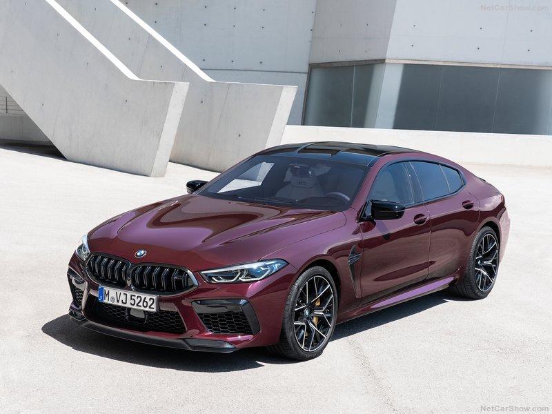2019 - [BMW] Série 8 Gran Coupé [G16] - Page 6 9b337b10