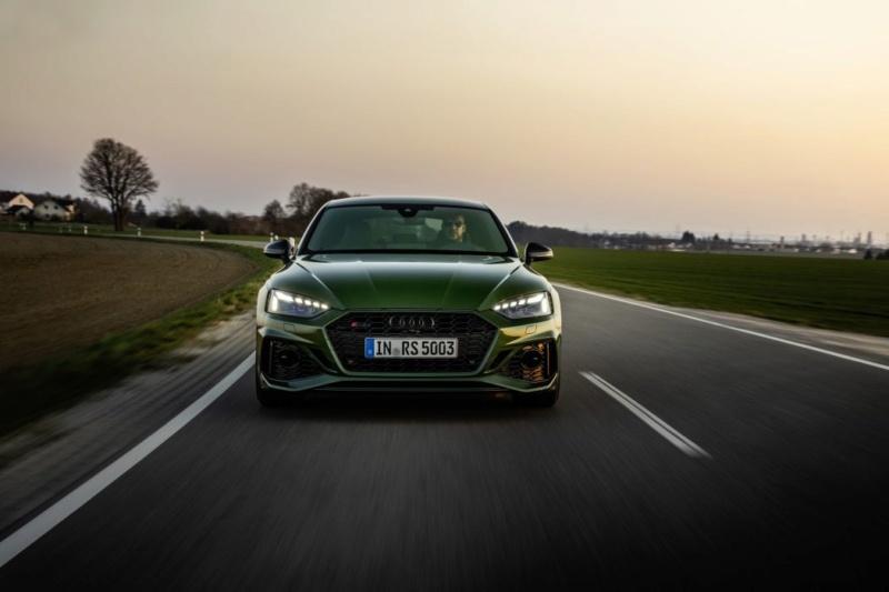 2020 - [Audi] A5 Coupé/Cab/SB restylée 9b429010