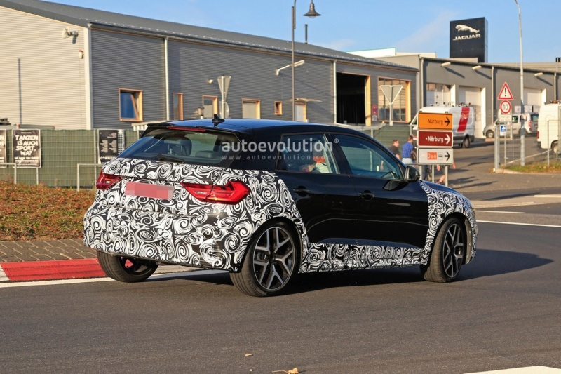 2018 - [Audi] A1 Sportback II - Page 17 9b588210