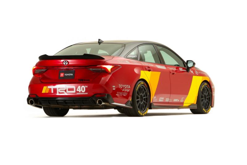 2018 - [Toyota] Avalon 9b5e7c10