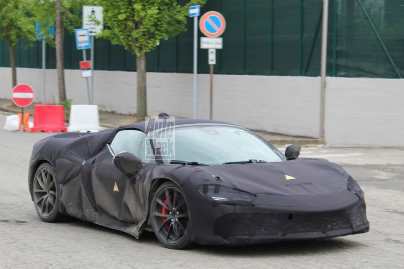 2019 - [Ferrari] SF90 Stradale (hybride) 9b5e9810