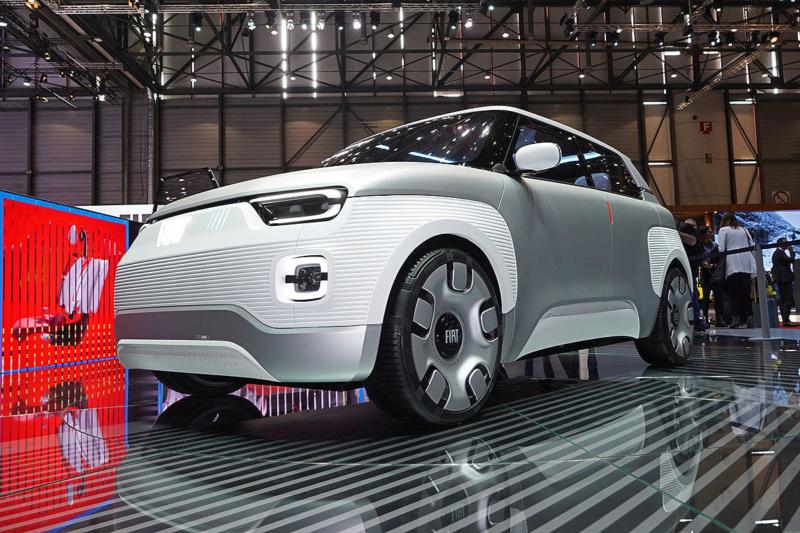2019 - [Fiat] Panda Concept - Page 2 9b65a110